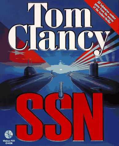 com Macmillan Clancy's win95 Cd-rom Software Ssn Tom Amazon