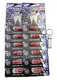 Male Enhancement Energy Booster Pills with Keychain, Platinum 69 (12 Pills)