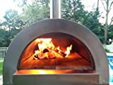 ilFornino Wood Fired Pizza Oven – High Grade Stainless Steel by ilFornino, New York, Appliances for Home