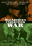 MacArthur's Undercover War, William B. Breuer, 0471114588