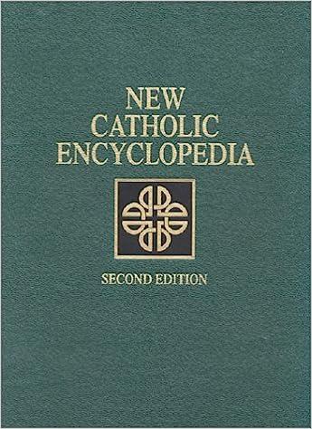 The New Catholic Encyclopedia 47a11472b7
