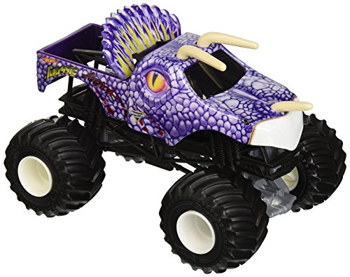 Hot Wheels Monster Jam Jurassic Attack Vehicle