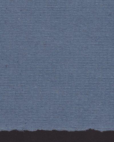 Saint-Armand Canal Paper- Blue Denim 22 x 30 Inch - Armands Saint