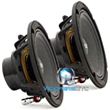 PAIR OF NEOPRO 65 V2 8 - Sundown Audio 6.5 8-Ohm Midrange Speaker