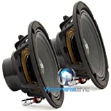 PAIR OF NEOPRO 65 V2 8 - Sundown Audio 6.5'' 8-Ohm Midrange Speaker
