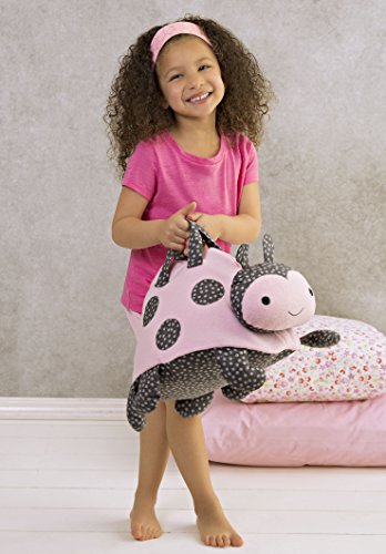 SIMPLICITY 1084 Stuffed Animal Bags Sewing Template, Size OS (One (Allen Stuffed Animal)