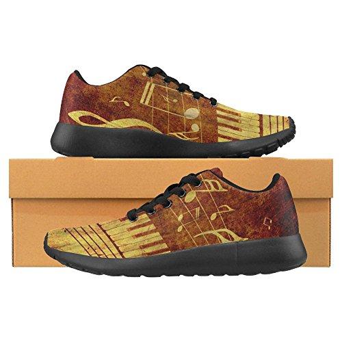InterestPrint Womens Jogging Running Sneaker Lightweight Go Easy Walking Casual Comfort Sports Running Shoes Multi 3 WaHIHNNOvI