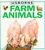 Farm Animals, Felicity Everett, 0746017987