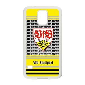 VFB Stuttgart Logo Samsung Galaxy S5bumper funda easy Snap-On carcasa