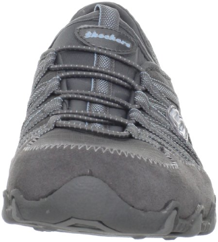 gylb Sneaker Grigio Bikers Skechers nbsp;verified grau Donna w6Yn0Eq
