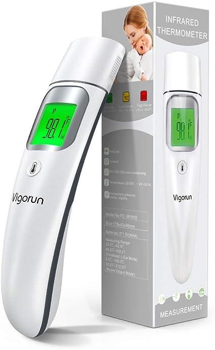 Dernière Digital médical Thermomètre Front Oreille-modèle 2019