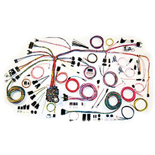 amazon com: eckler's premier quality products 33187447 camaro complete car  wiring harness kit classic update: automotive