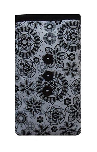 Cute Black Retro Print Apple iPhone 6 Plus sock / Case / Cover / Pouch