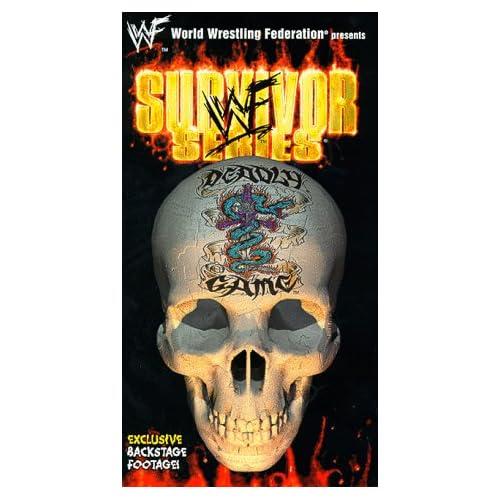 WWF Survivor Series 1998 - Deadly Games movie