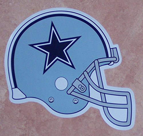 Dallas Cowboys FATHEAD Helmet Logo Official NFL Vinyl Wall Graphic 15