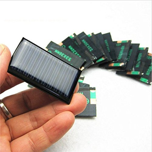 Solar Panel For Small Electronics - 8