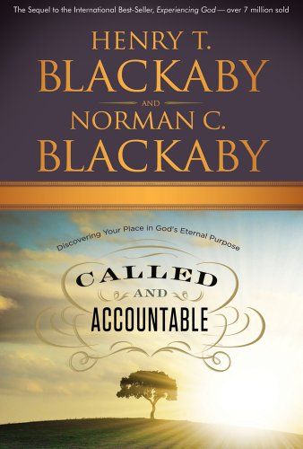 Called and Accountable: Discovering Your Place in God's Eternal Purpose, Anniversary Edition (Christian Large Print Orig