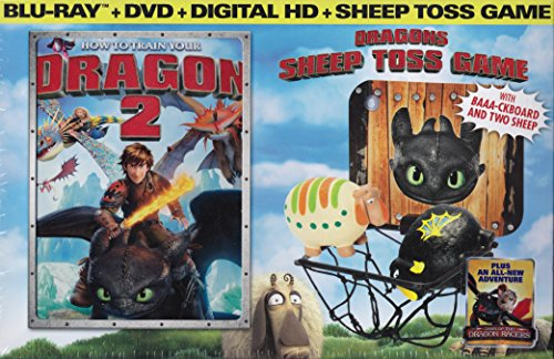 How To Train Your Dragon 2 / Dragons Sheep Toss Game