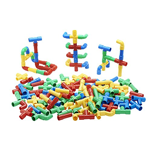 Manipulative Educational Toys : Ecr kids totally tubular pipes spout math manipulatives
