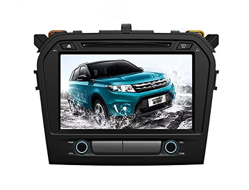 9 Inch Touch Screen Car GPS Navigation for SUZUKI GRAND VITA