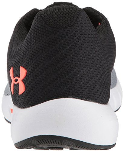 Black Burn Ua After Competition Men's Armour Shoes Pursuit Under Micro Steel Grey G Running Black 7TSBawq
