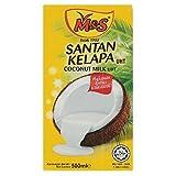 M&S UHT Coconut Milk 500ml (628MART) (6 Packs)