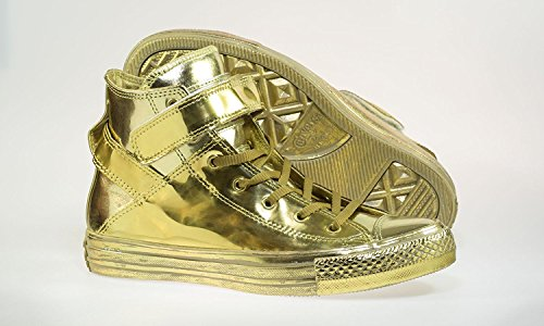 Taylor Metallic' Star Chuck Top High 5 Metallic Sneaker Size 'brea Converse All Women's RwTS6S