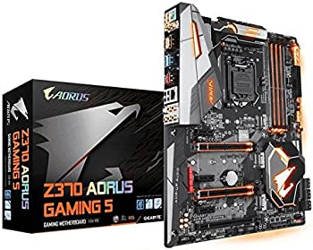Gigabyte Intel Z370 SATA 6Gb/s USB 3.1 ATX Intel Motherboard