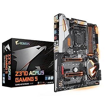 Amazon Gigabyte Z370 Aorus Gaming 5 Intel Lga1151 Z370 Atx