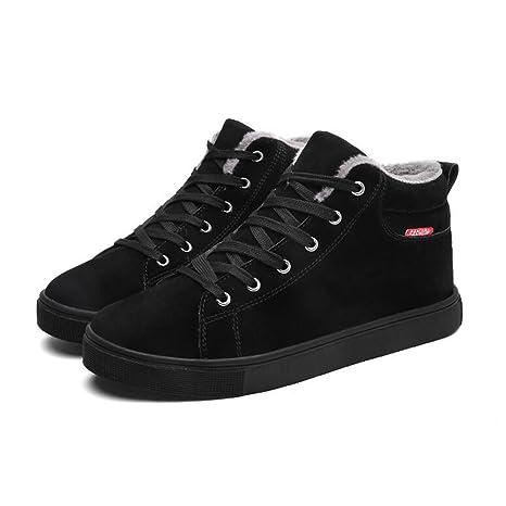 Le calzature sportive Feifei Scarpe da Uomo Materiali di Alta qualità per  Il Tempo Libero Invernale 6d5ad1b34e6