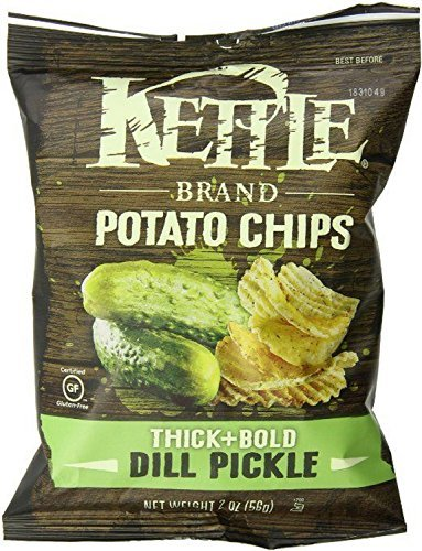 kettle chips pickle - 9