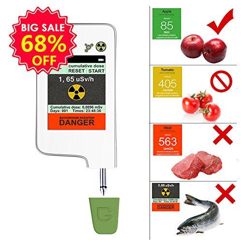 yellow radiation detector - 1