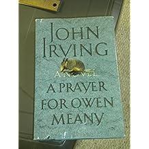 Prayer for Owen Meany by John Irving (1-Mar-1989) Hardcover