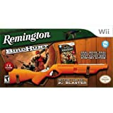 Remington Bird Hunt with Blaster Hunting Bundle - Nintendo Wii by Zoo Games
