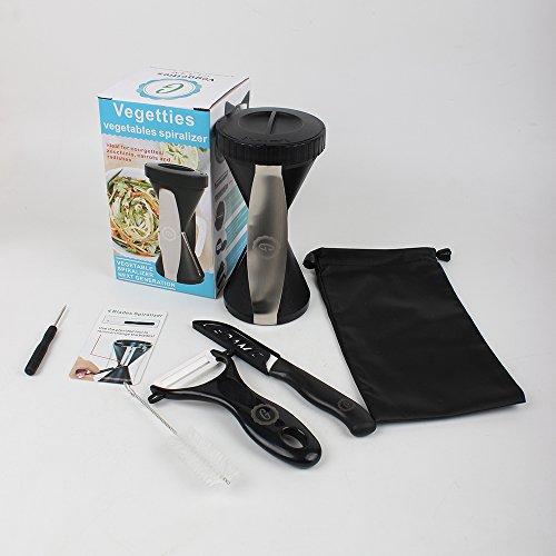 Vegetable Spiralizer Bundle Spaghetti 4 Blade product image