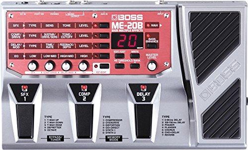 BOSS Audio ME 20B Boss Multi Effects