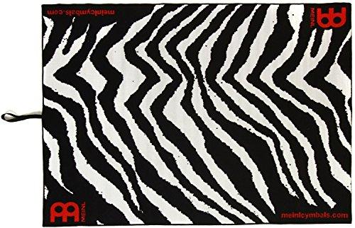Meinl Cymbals MDR-ZB Drum Rug, Zebra Design