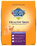 Nature's Recipe Healthy Skin Dry Dog Food, Vegetarian Recipe, 15-Pound