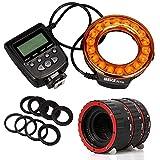Meike FC-110 Macro LED Ring Flash Light - Best Reviews Guide