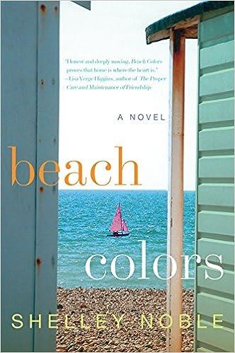 Book Beach Colors: A Novel