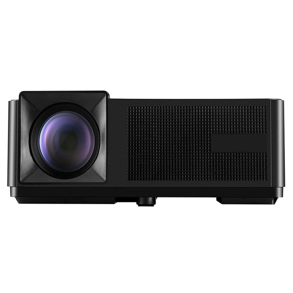LiChenYao Projector Home HD 1080p Business Office Portable LED Projector Native Resolution-1280800 (Color : Black) by LiChenYao (Image #5)