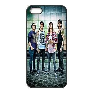 Pierce the Veil for Apple Iphone 5 5S Cases ATR010060