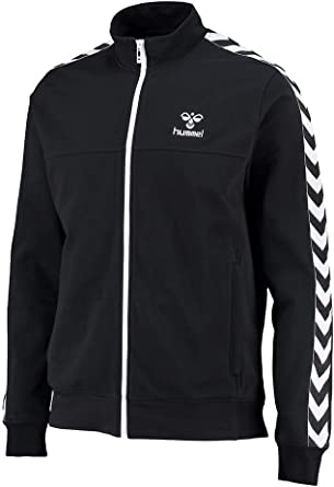 hummel Men's Classic Bee Aage Zip Jacket: Amazon.co.uk: Clothing