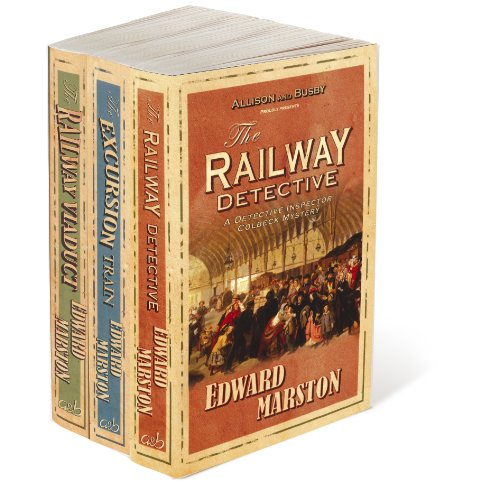 The Railway Detective Collection: The Railway Detective, The Excursion Train, The Railway Viaduct (The Railway Detective Series) - Excursion Collection