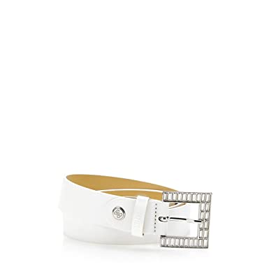 Guess ceinture Blanche (BW6591VIN30) (L)  Amazon.fr  Vêtements et ... ceff57d0969