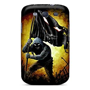 Samsung Galaxy S3 Fpl2480EghD Support Personal Customs Beautiful Disturbed Series Great Hard Phone Case -AaronBlanchette