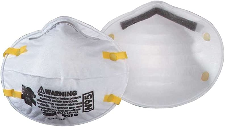 Approved N95 Masks Dust Niosh -