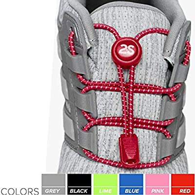 2SPORTIFY No Tie Shoelaces for Kids and