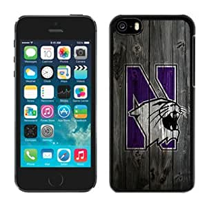 Customized Iphone 5c Case Ncaa Big Ten Conference North Western Wildcats 6