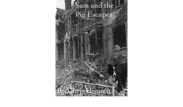 Sam and the Pig Escapes (Sam a Special Dog in War Torn Britain Book 2)